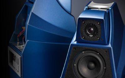 Holger Barske und Wilson Audio Alexia Serie 2