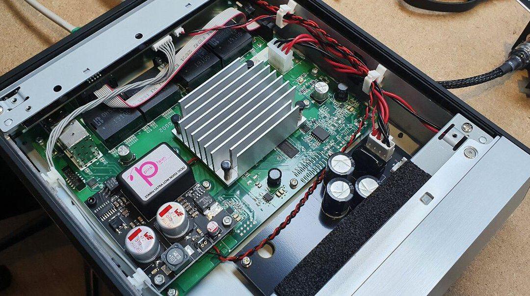 Melco S-100 / Melco S-100 Upgrade