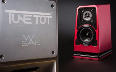 Doppelpack: Wilson Audio Tune Tot Test's